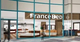 フランスベッド 神戸ショールームをオープン