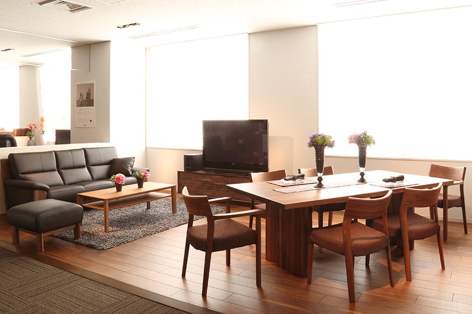 カリモク家具 名古屋ショールームが3月14日にオープン!