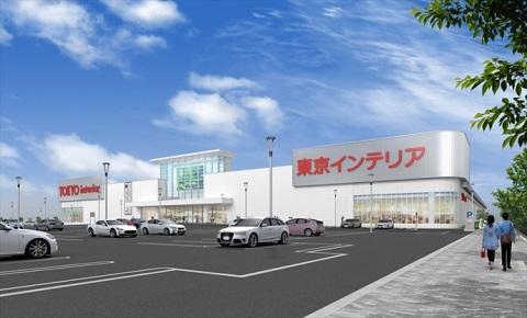 6月23日神戸店オープン-東京インテリア家具